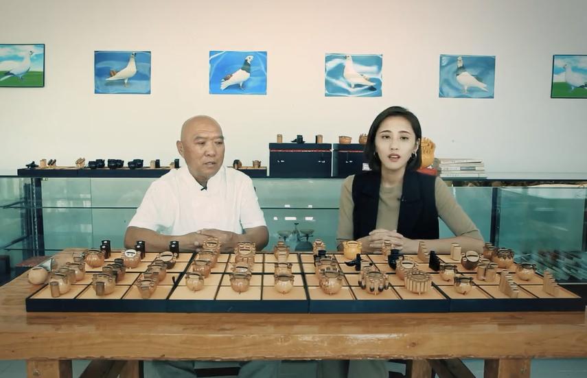 北京非物质文化遗产:永字鸽哨制作技艺