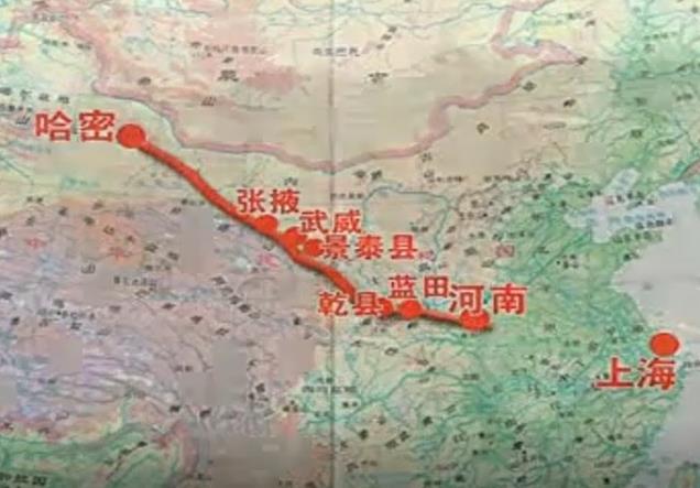 2700公里极限之旅 回顾上海哈密超远程(第二集)